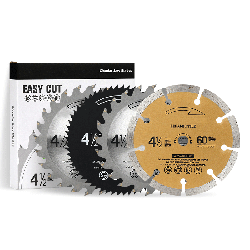 Saw Blades Wooding Work Blade/ PVC Work Blade/marble Cutter/metalwork Blade115mm