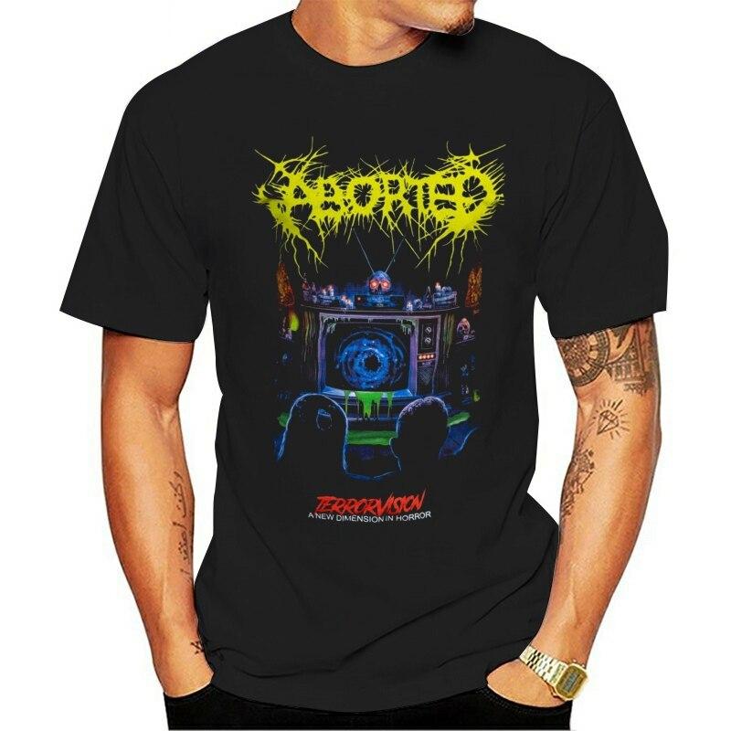 sádica abortada autêntica 2021 t-shirt novo