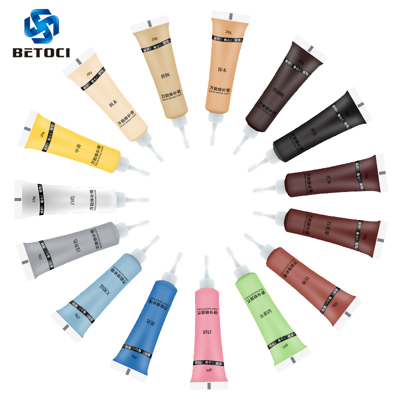 Betoci Wood Door Floor Furniture Repair Cream Paint Wood Pothole Scratch Repair Material Furniture Refinishing Free Shipping