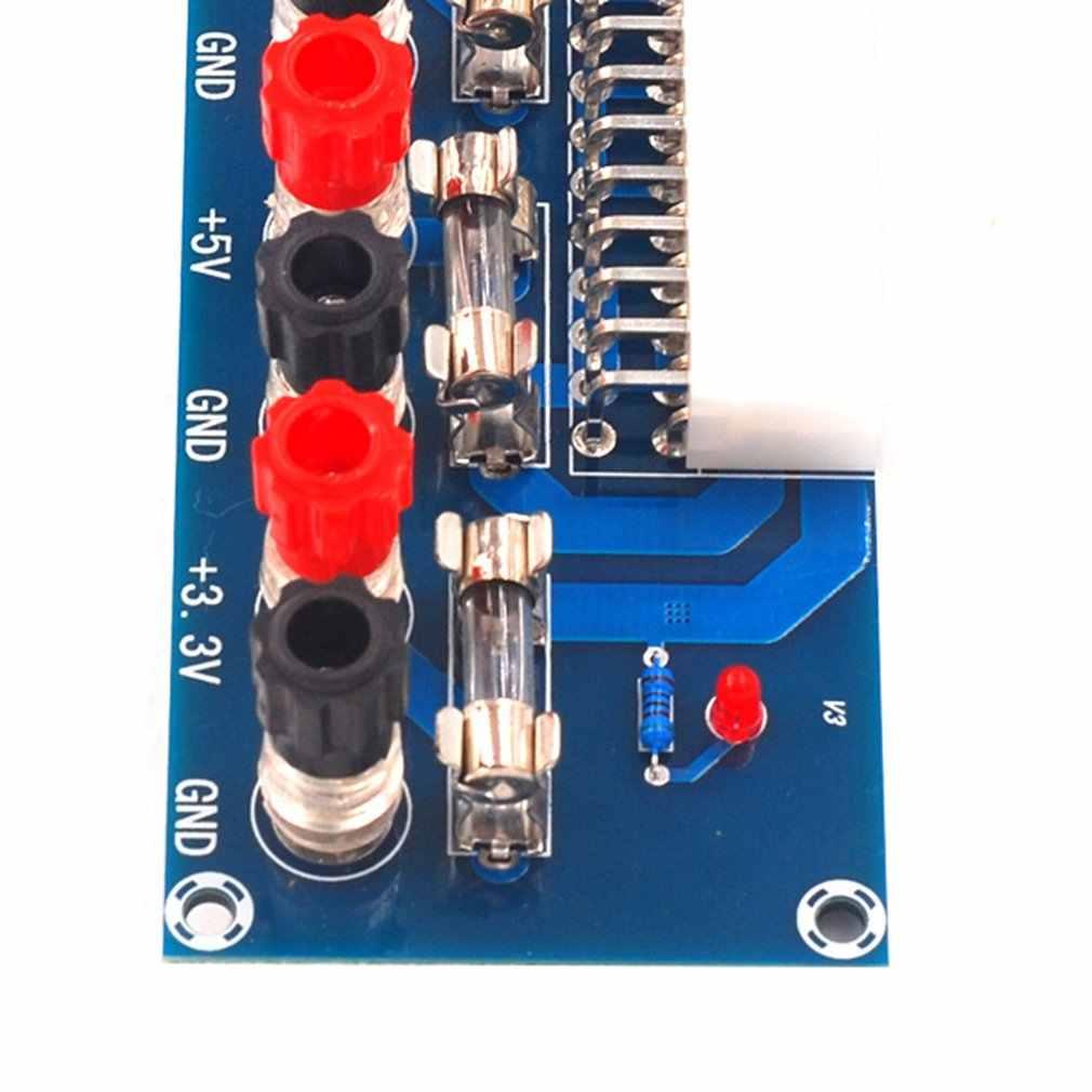 XH-M229 Desktop Chassis Netzteil ATX Adapter Board Takeout Bord Outlet Modul Netzteil Ausgang Terminal