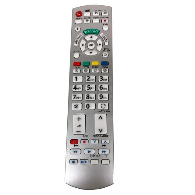 Nieuwe Vervanging N2QAYB000715 Voor Panasonic Lcd Tv Afstandsbediening TX L42DT50 TX L42ET50 TX L42ETW50 TX L42WT50 TX L47DT50