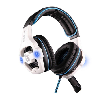 SADES SA-903 Gaming Headset 7.1 Surround Sound channel USB Wired Headphone with Mic Volume Control Best casque for Gamer 3