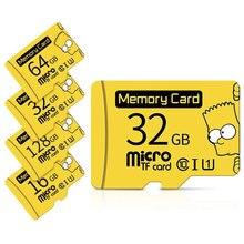 High speed microsd memory cards 8GB 16 GB 32 GB 64GB cartao de memoria class 10 micro sd card mini TF card for camera/smartphone