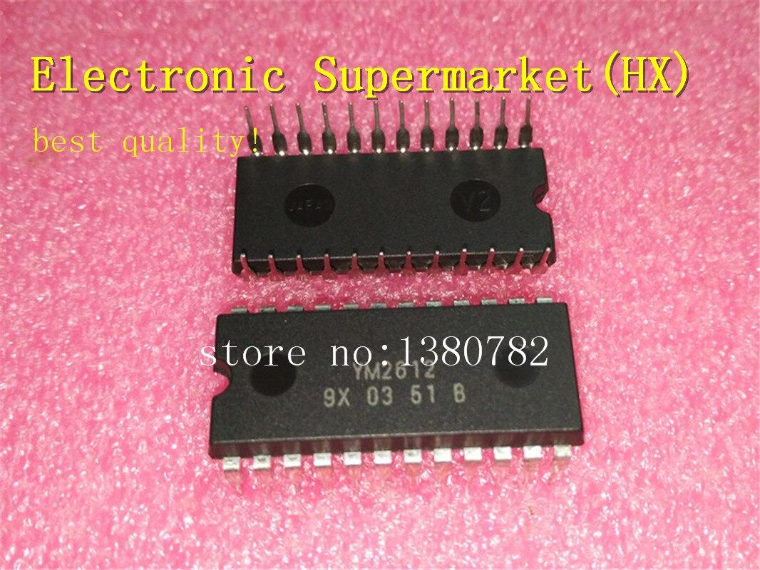 Free Shipping 10pcs\lots YM2612 DIP-24 IC In Stock!