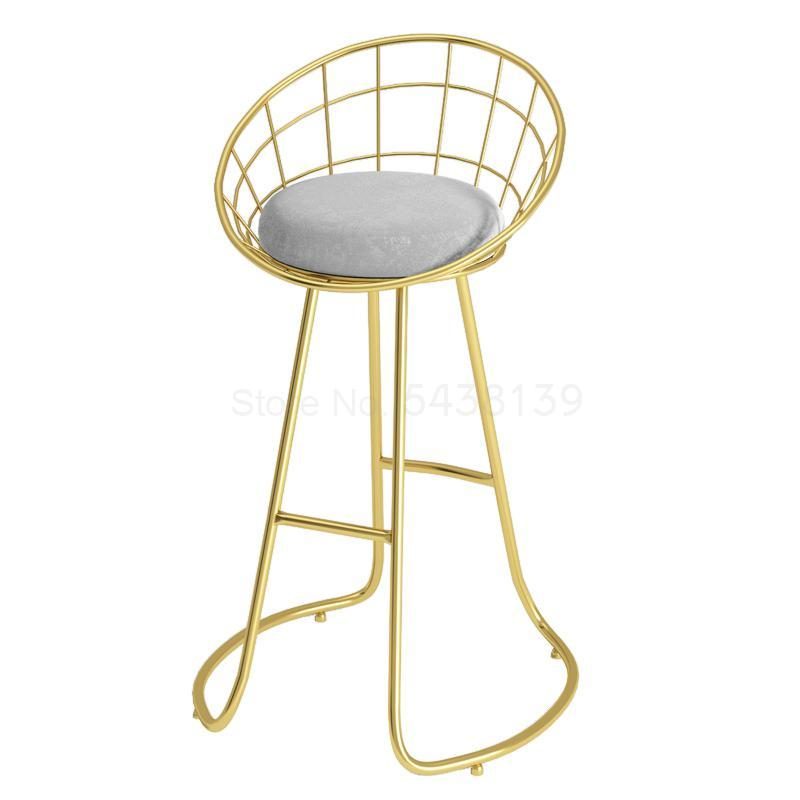 Make Up Stool Dresser Stool Modern Simple Manicure Stool Light Luxury Bedroom Ins Net Red Back Chair