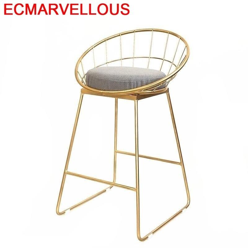 Para Barra Sgabello Hokery Bancos Moderno Taburete Barstool Stuhl Comptoir Cadir Tabouret De Moderne Silla Cadeira Bar Chair