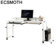 Mesa Para Escritorio mobilier de bureau support pour ordinateur portable plateau de lit ordinateur portable chevet réglable Tablo ordinateur bureau Table détude
