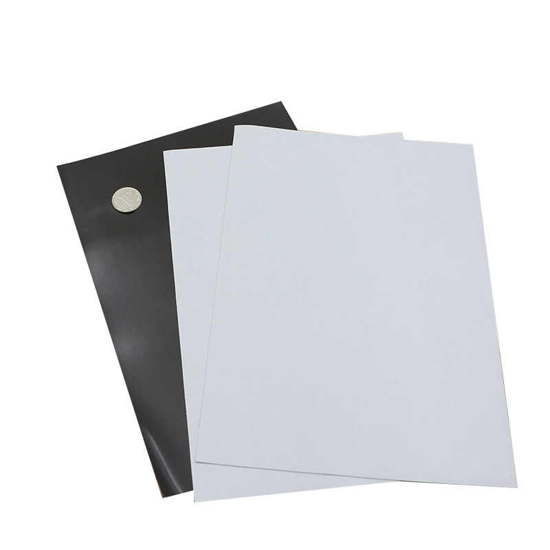 MAGNETIC RUBBER FLEXIBLE SELF ADHESIVE ROLL SHEET SIGN BOARD FRIDGE CRAFT 4