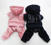 pet-dog-velvet-coat-jacket-dress-rhinestones-design-cat-puppy-fleece-hoodie-jumpsuit-winter-warm-clothes-apparel