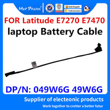 MAD DRAGON Brand laptop NEW Battery Cable For Dell Latitude 7270 7470 E7270 E7470 AAZ60 Battery