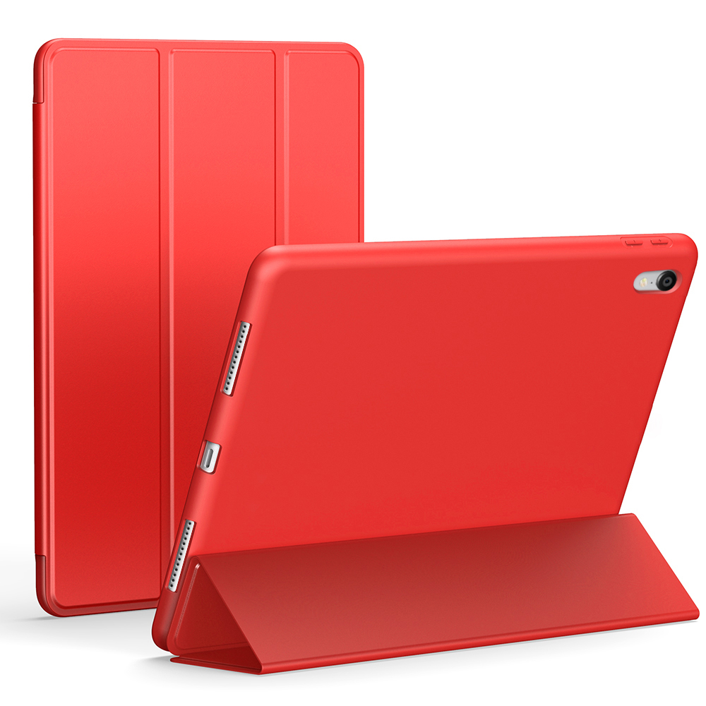 Red 1 Clear for iPad 2020 Air 4 10 9 inch Airbag Transparent matte soft protection Case For New