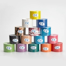 Kinesiology Recovery Tapes Elastic Breathable Bandage Cotton Adhesive Tape Sport