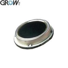 Маленький круглый емкостный модуль контроля доступа по отпечатку пальца GROW R551, сенсорный сканер с 7 контактами