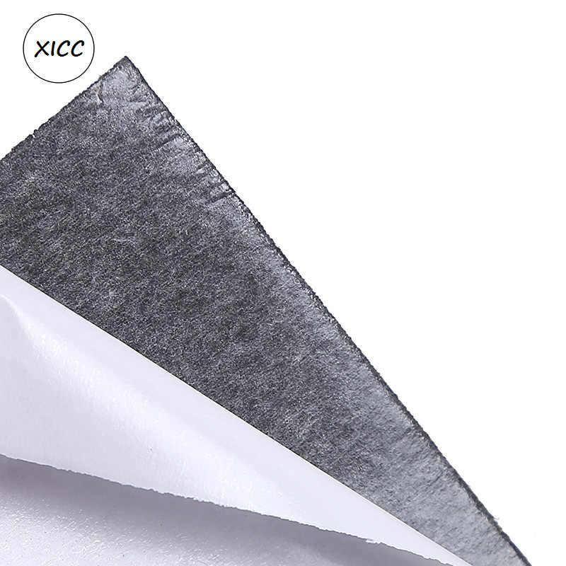 XICC Formato Personalizzato Autoadesivo Divano In Pelle Sintetica PU Toppe E Stemmi Litchi Faux Artificiale Foro di Riparazione Auto Sedile Adesivo Applique