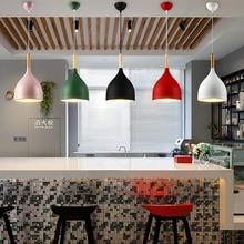 Modern Europe Pendant Lights Morden Home Decor Lamp for Coffee Shops Bar Nordic Luz