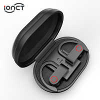 iONCT A9 TWS Bluetooth earphone true wireless earbuds 8 hours music bluetooth 5.0 wireless earphone Waterproof sport headphone
