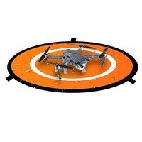 Schnelle-falten DJI Luft 2S Drone Landung Pad 75CM Leucht Faltbare Parkplatz Schürze Pad für FIMI X8 mavic Mini Air 2 Phantom Inspire