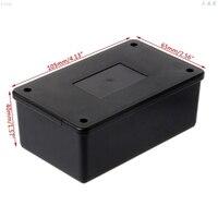 防水 abs プラスチック電子エンクロージャ · プロジェクトボックスケース黒 105x64x40mm -