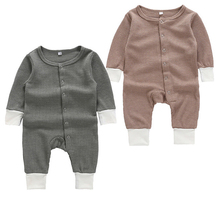Baby Rompers Knitted Long Sleeve Knit Newborn Bebes Boys Girls Jumpsuits Onesie Spring Autumn Toddler Infant Overalls Clothing autumn baby knit romper infant sweet girl knitted rabbit overalls bunny baby jumpsuit toddler girls boys clothing roupa menina