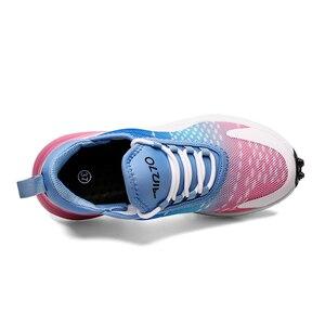Image 2 - Skrevds احذية الجري الرياضة في الهواء الطلق أحذية رياضية مريحة للتنفس للنساء عالية الجودة زوجين أحذية رياضية