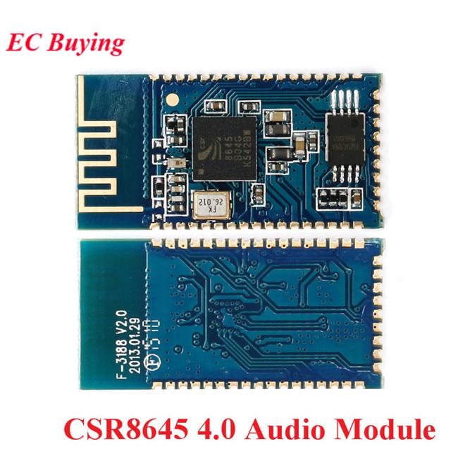 CSR8645 4.0 Low Power Consumption Bluetooth Stereo Audio Module Supports APTX