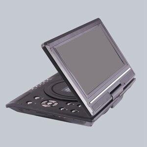 Image 2 - 9.8 Inch Draagbare Mobiele Dvd Met Hd Mini Tv Speler