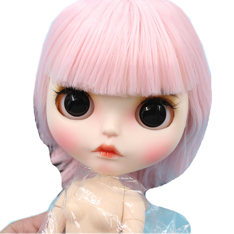 Only For Blyth Doll Glass Eyechips Black Pupils 14mm DIY Patch Pupils Eyes Kids Toys For Girls Free Shipping