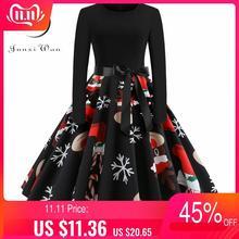 Vestido de verano de talla grande Swing Pinup, elegante, informal