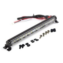 Simulation 1:10 RC Car 32 LED Crawler Acces Roof Super Bright Light Lamp Bar for Trx-4 Trx4 Truck Part RC Car LED Light 1 10 rc car simulation climbing car led light system for traxxas trx 4 trx4
