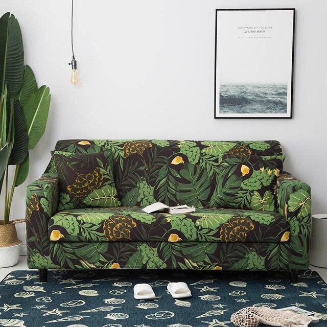эластичные чехлы для диванов хлопок диван чехлов плотно обёрточная фотография