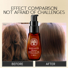Oil-Hair Hair-Care Beauty-Product Moroccan Pure-Argan for Multi-Functional Styling TSLM2