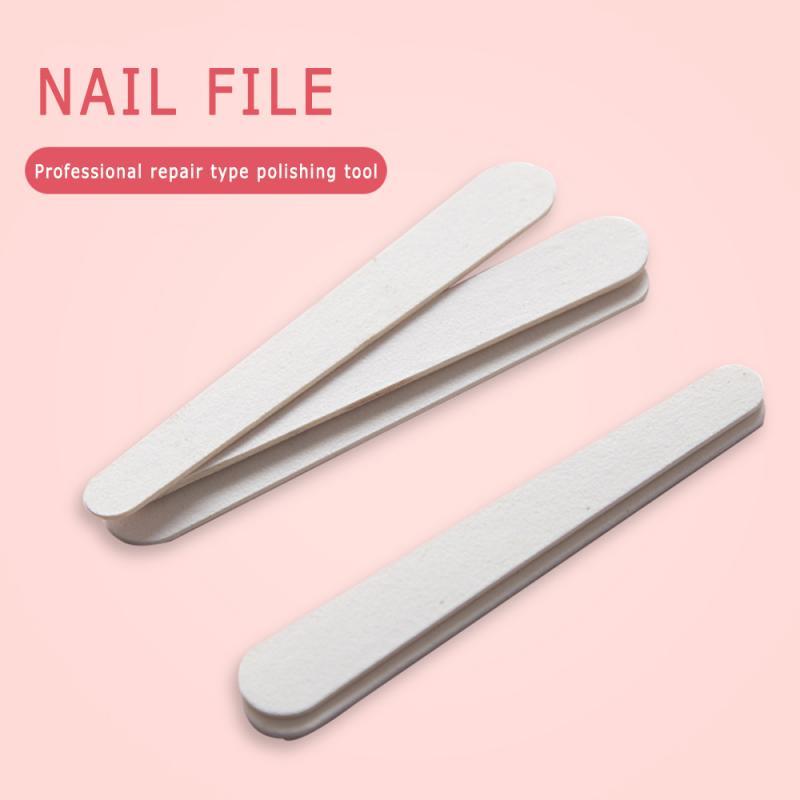 New 1 Pc Nail File Nail Buffer Grinding Polishing Sanding Buffing Pedicure Nail Art Tools Any Nail File Dropshipping