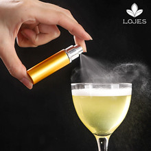 Spray-Bottle Martini-Bar Perfume-Spray Glass Bartender Cocktail Transparent