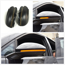 BODENLA For VW Golf MK6 GTI 6 R line Touran Dynamic Blinker Side Mirror indicator For Volkswagen VI R20 LED Turn Signal Light