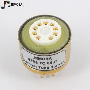 Image 5 - 1PC E80F EF86 TO 6SJ7 6J8P 6SH7 5693 717A 6Ж8C DIY HIFI Audio หลอดสูญญากาศเครื่องขยายเสียงแปลงอะแดปเตอร์ซ็อกเก็ตจัดส่งฟรี