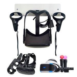 Image 2 - 1 סט קיר הר Stand מחזיק עבור צוהר קרע S Quest HTC Vive פלייסטיישן VR ערכת