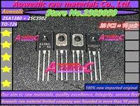 Aoweziic  100% new imported original 2SC3502  2SA1380  2SC3502  A1380 C3502  TO-126 E transistor
