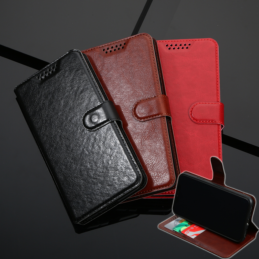 Luxury Leather Flip Wallet For iPhone SE 2020 Case For iPhone 11 Pro XS MAX X XR 8 7 6s 6 Plus 5 5s Cards Slot Phone Cover Coque
