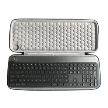 New EVA Hard Travel Carrying Case Protective for Logitech Craft Wireless Keyboard Travel Protable Storage Case