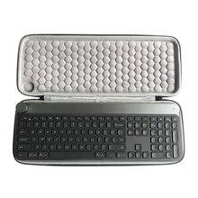 Nieuwe EVA Hard Travel Draagtas Beschermende voor Logitech Craft Draadloze Toetsenbord Travel Portable Storage Case