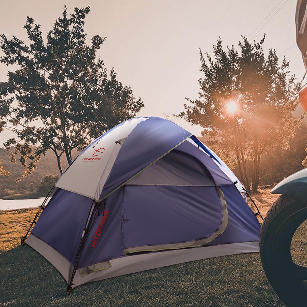 Camping Hiking Beach Single Tents 1 Man Tabernacle Ultralight w Bag