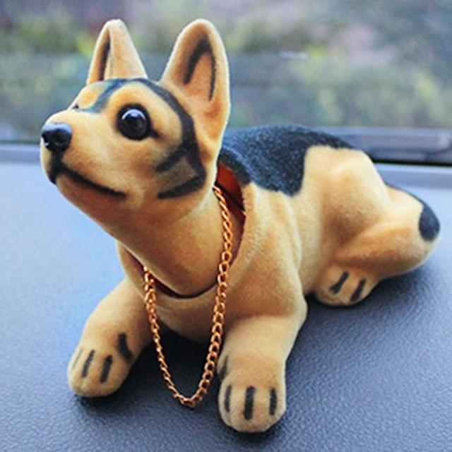 Купить lcyonger с изображением милой тряски кивая головой собака игрушка картинки цена