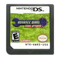 DS Video Game Cartridge Console Card Advance wars Series For Nintendo DS 1