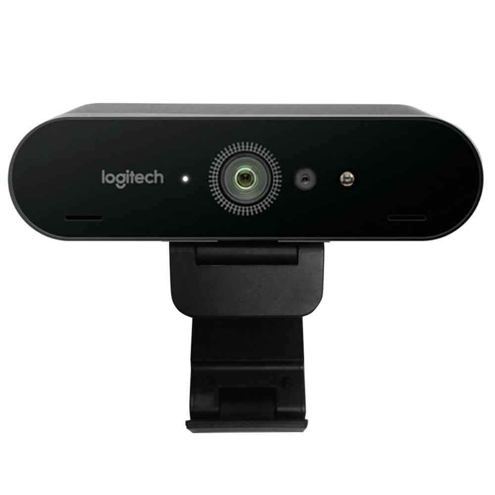Logitech Brio C1000e 4k Hd Webcam For Video With Mic For Video
