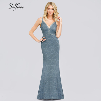 Sexy Floral Lace Dress Double V Neck Spaghetti Strap Bodycon Women Dress Elegant Maxi Party Dress Vestidos Robe Femme 2020 о нилл т это неприлично руководство по сексу гигиене манерам и премудростям замужества для викторианской леди