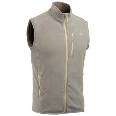 DECATHLON Vest Jacket Men 200 Gilet Tactique Fleece Thermal Waistcoat Heating Vest Jacket Sleeveless Sweater Outdoor Warm Vest