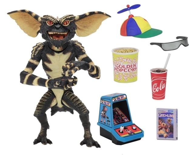 7inch NECA Game Editie Gremlins Action Figure PVC Beweegbare Collectie van Speelgoed Geschenken