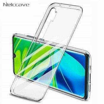 100Pcs Ultra Thin TPU Case For Xiaomi Redmi Note 9 Pro Max 9S 8 8T 7 6 Redmi 8A 7A K30 K20 Transparent Silicone Clear Cover