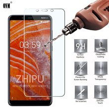 Tempered Glass For Nokia 3.1 Plus 5.1 6.1 Screen Protector 9H X6 X5 Protective Film