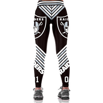 Limited Edition Football Team Unisex 3D Printed Leggings A 1